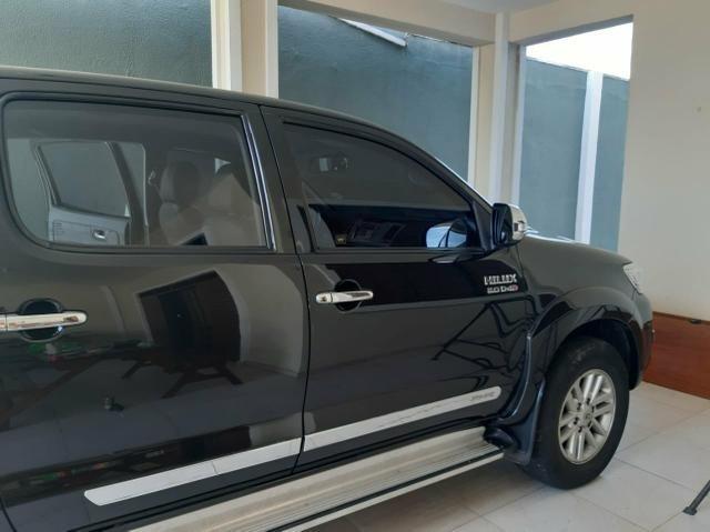Hilux SRV 2012 CONTROLE ESTABILIDAD E NOVA - Foto 2