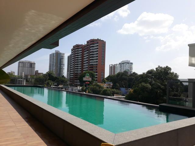 Loft 56 m2 Soberane Adrianópolis- mobiliado - Foto 2