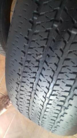 1 Pneu 18 255/60 R18 Bridgestone - Foto 3