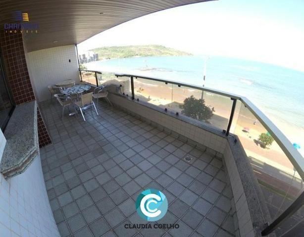 Apartamento em Guarapari, 03 Quartos frente para o mar na Praia do Morro - Foto 2