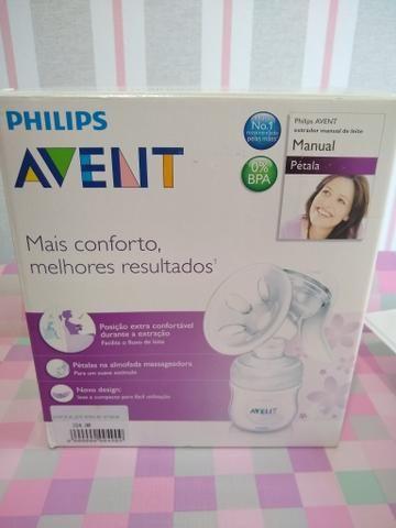 Esgotadeira manual - Avent (brinde) - Foto 3