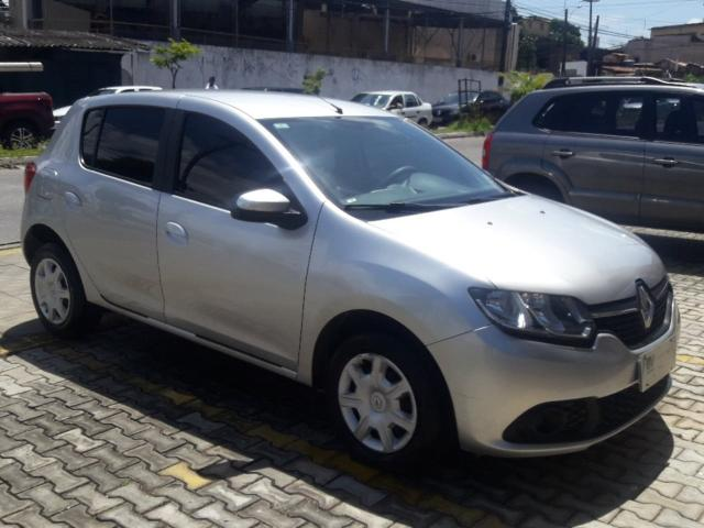 RENAULT SANDERO 2017/2018 1.0 12V SCE FLEX EXPRESSION MANUAL - Foto 2