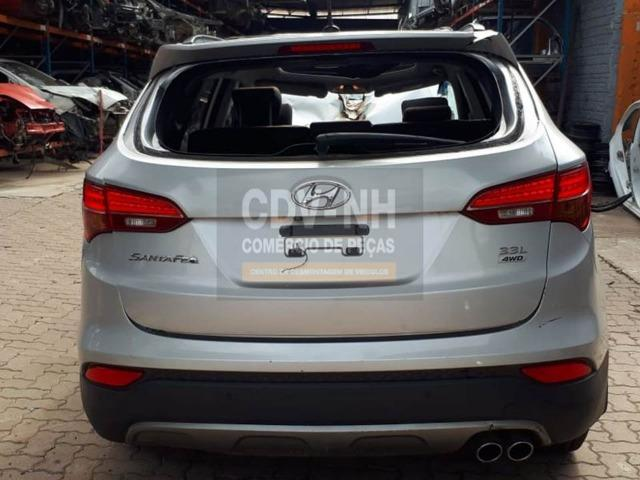 Sucata Hyundai Santa Fé 2014/15 3.3 270cv Gasolina V6 - Foto 3