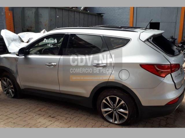 Sucata Hyundai Santa Fé 2014/15 3.3 270cv Gasolina V6 - Foto 4