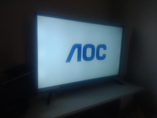 Tv AOC 32 polegadas HD