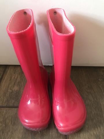 80bfb728fc7 Galocha Pink tamanho 22 23 - Artigos infantis - Aclimação