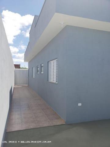 Casa para venda em presidente prudente, itacare, 3 dormitórios, 1 suíte, 1 banheiro, 4 vag - Foto 17