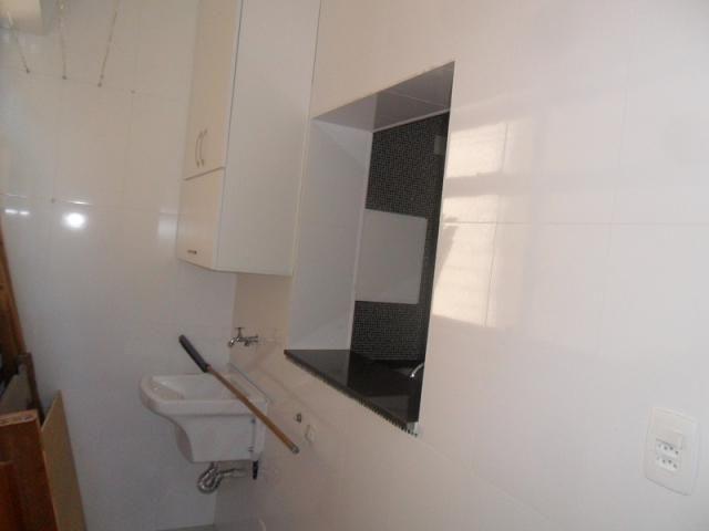 Apartamento 02 quartos 1º andar 02 vagas - alípio de melo - Foto 5