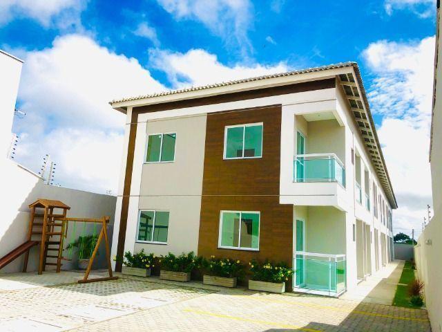 WS lindos apartamentos novos com 2 quartos 2 banheiros com entrada facilitada