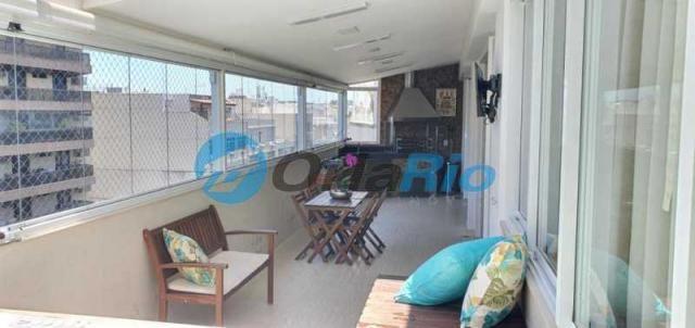 Apartamento à venda com 4 dormitórios em Ipanema, Rio de janeiro cod:VECO40045 - Foto 2