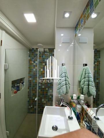 Apartamento PRONTO para MORAR de 2 dormitórios com 1 vaga de garagem na Vila Milton - SP. - Foto 13