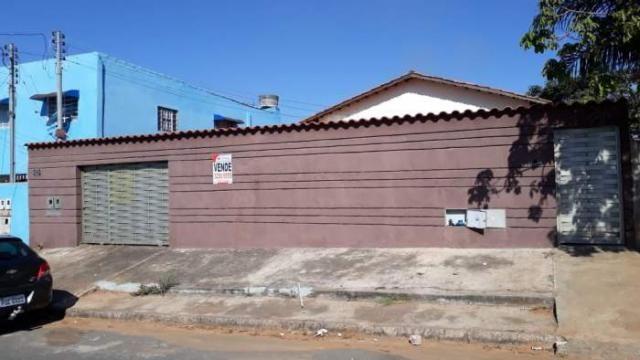 Casa à venda com 3 dormitórios em Cardoso, Aparecida de goiânia cod:CR2882