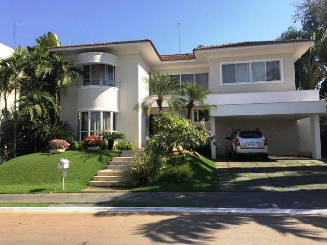 Casa de condomínio à venda com 4 dormitórios em Jardins paris, Goiânia cod:CH2388