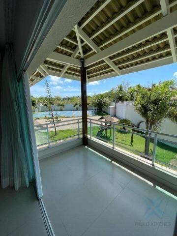 Casa à venda, 550 m² por R$ 2.497.000,00 - Precabura - Eusébio/CE - Foto 4
