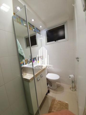 Apartamento PRONTO para MORAR de 2 dormitórios com 1 vaga de garagem na Vila Milton - SP. - Foto 12