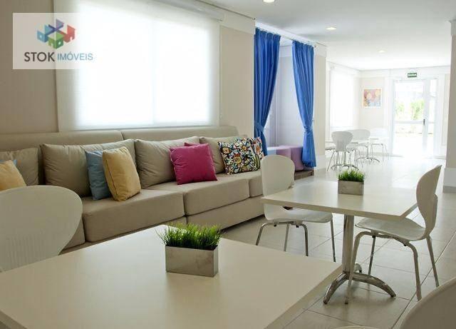 Apartamento com 3 dormitórios à venda, 67 m² por R$ 388.500 - Vila Augusta - Guarulhos/SP - Foto 9