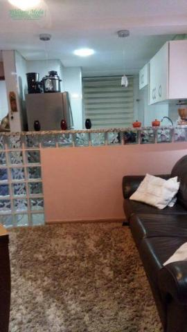 Apartamento com 2 dormitórios à venda, 50 m² por R$ 250.000 - Parque Maria Helena - Guarul - Foto 7