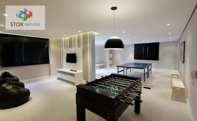 Apartamento com 2 dormitórios à venda, 62 m² por R$ 370.000,00 - Vila Augusta - Guarulhos/ - Foto 4