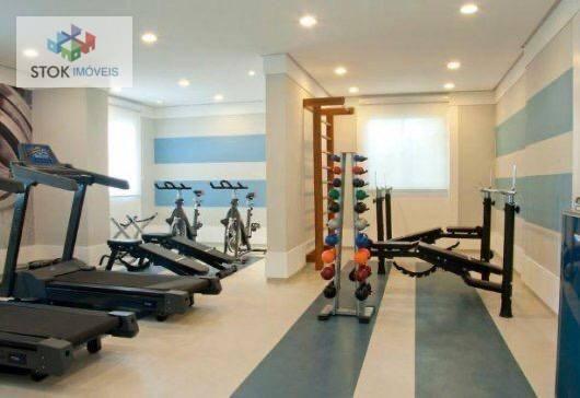 Apartamento com 3 dormitórios à venda, 67 m² por R$ 388.500 - Vila Augusta - Guarulhos/SP - Foto 11