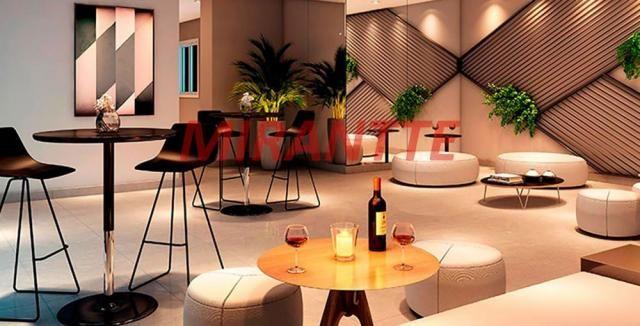 Apartamento à venda com 2 dormitórios em Vila rosália, Guarulhos cod:348425