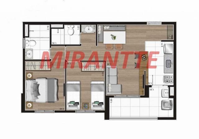 Apartamento à venda com 2 dormitórios em Vila rosália, Guarulhos cod:348424 - Foto 6