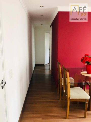 Apartamento 100% mobiliado com 2 dormitórios para alugar, 47 m² por R$ 1.850/mês - Ponte G - Foto 2