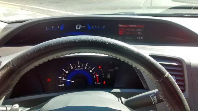 Civic LXR 2.0 Flex Aut. Ano 2014 Completo Bx km * Lindão * - Foto 10