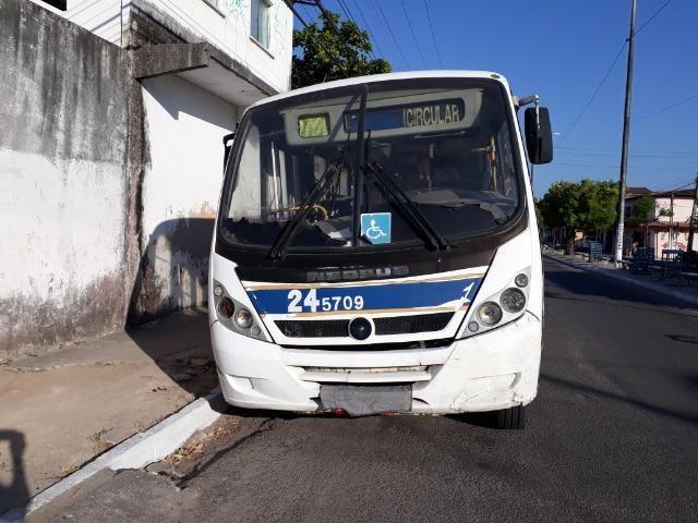 Microonibus mercedez bens - Foto 3