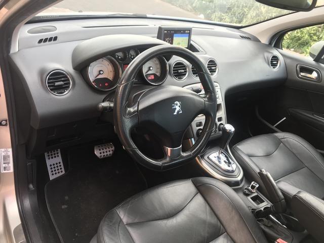 Peugeot 408 griffe 1.6 turbo THP 2013 - Foto 14