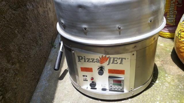 Forno de Pizza Profissional Jet Pizza