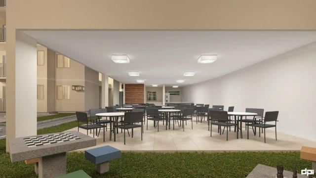 Apartamento 2 quartos na av. Dr. José Rufino \ 47m² - Foto 3