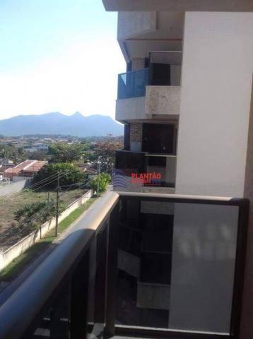 Apartamento 2 quartos varanda gourmet na Extensão do Bosque - Rio das Ostras/RJ - Foto 13