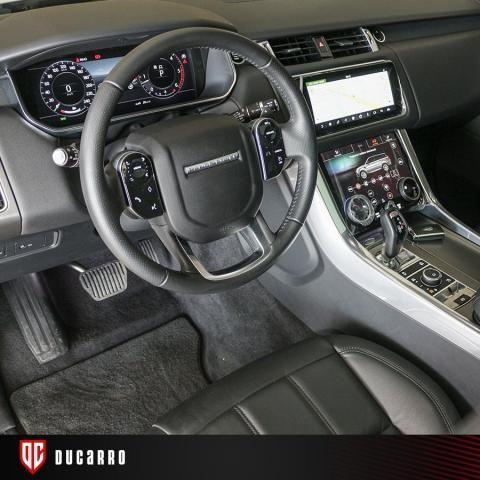 RANGE ROVER SPORT 2018/2019 3.0 SE 4X4 V6 24V BITURBO DIESEL 4P AUTOMÁTICO - Foto 9