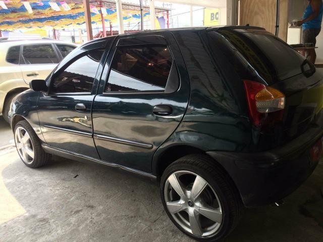 Fiat palio novissima ent 1mil +48x 265 fixas no cdc - Foto 4