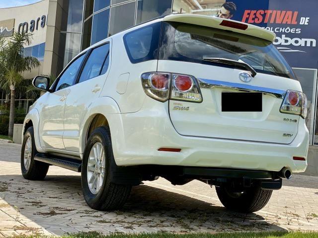 Toyota Hilux Sw4 - Srv 3.0 4x4 - 7 lugares - 2013/2014- muito conservada - Foto 4