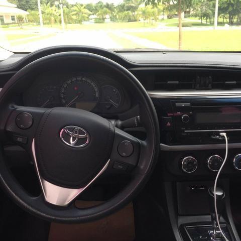 Vende-se Corolla GLI 1.8/2015 - Foto 10