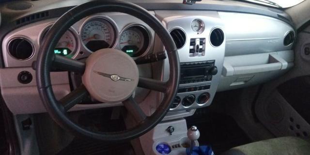 Chrysler PT-Cruiser Automático - Carro de Luxo - Foto 7