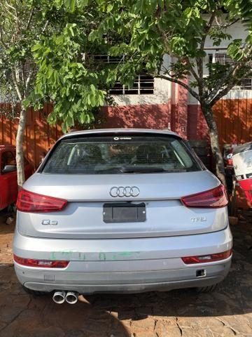 Sucata para retirada de peças- Audi Q3 - Foto 4