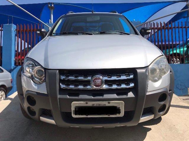 Fiat Strada Adv Locker 1.8 8v 2009 - Foto 2