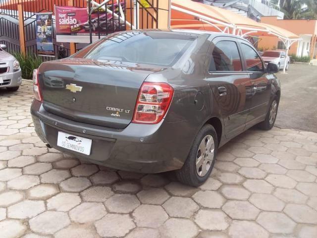 Chevrolet Chevrolet/cobalt 1.4 Lt 2013 Flex - Foto 4