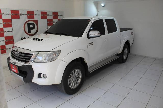 HILUX 2014/2015 3.0 SRV TOP 4X4 CD 16V TURBO INTERCOOLER DIESEL 4P AUTOMÁTICO - Foto 2