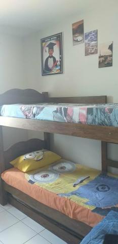Alugo apartamento com móveis planejados no condomínio parque viver estilo.? - Foto 3