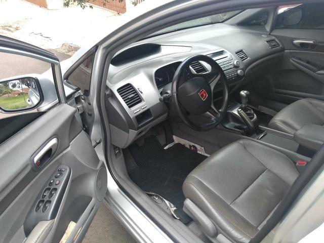 Vendo ou troco Honda Civic 2010