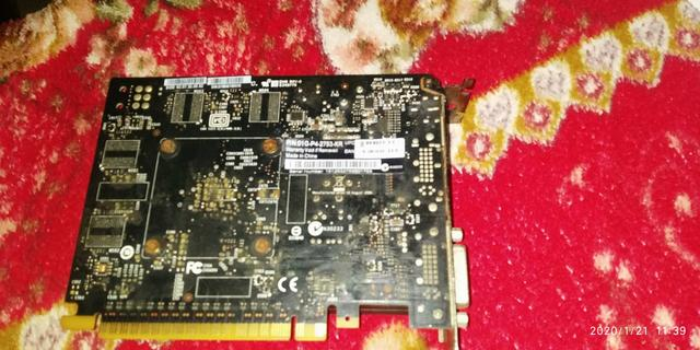 Placa de vídeo gforce evga 750 1gb - Foto 4
