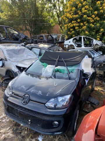 Sucata para retirada de peças- VW UP - Foto 3