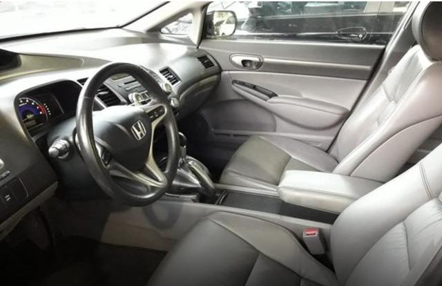 Honda civic 1.8 exs automatico 2010 - Foto 5