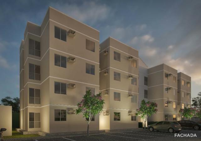 CB Apartamento no Janga com 2 quartos e lazer completo. Subsídio de até R$ 21.000,00 - Foto 3