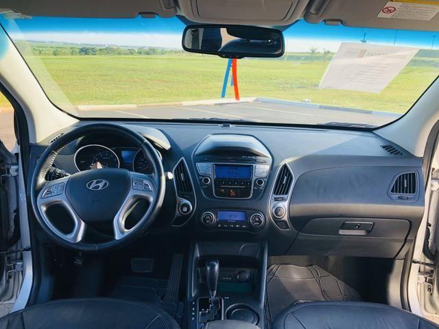 Hyundai IX35 2.0 GLS 4x2 automático 2011 Vendo, troco e financio - Foto 7