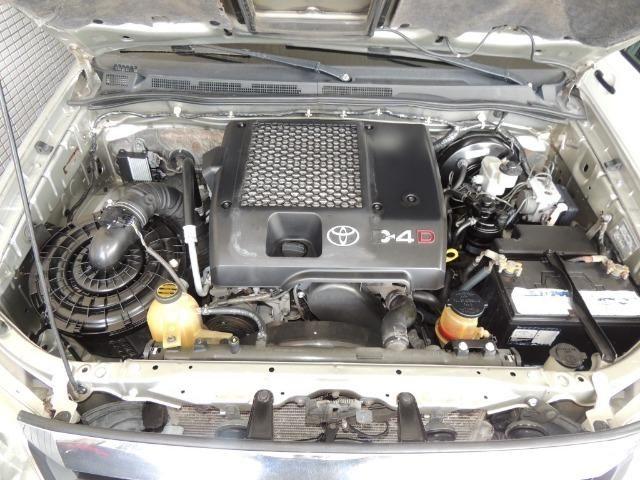 Toyota Hilux SW4 SRV 3.0 4x4 Diesel 5 Lugares - Foto 10