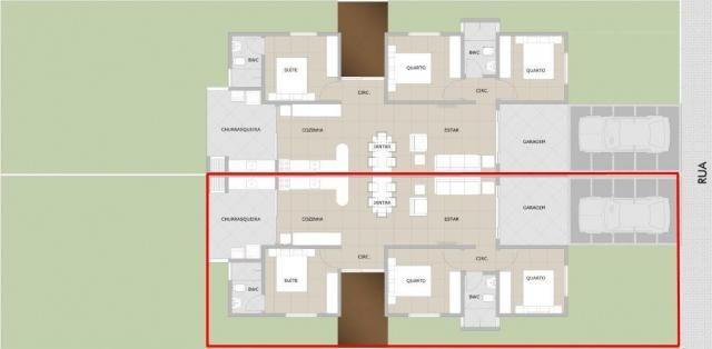 Casa à venda com 3 dormitórios em Volta ao mundo i, Itapoá cod:5078_257 - Foto 5
